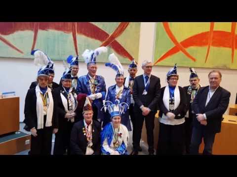 Stadssleutel gemeente Assen naar Carnevalsvereniging