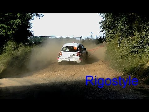 rallye du rouergue 2017 jour 1 by rigostyle youtube. Black Bedroom Furniture Sets. Home Design Ideas