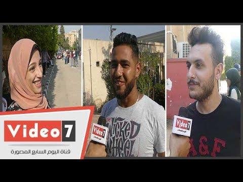 هل تعرف اسم وزير التعليم العالي؟ شاهد كيف أجاب طلاب جامعة القاهرة