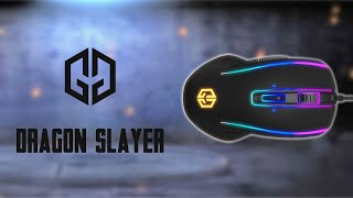 [Cowcot TV] Présentation souris Gaming Gear Dragon Slayer