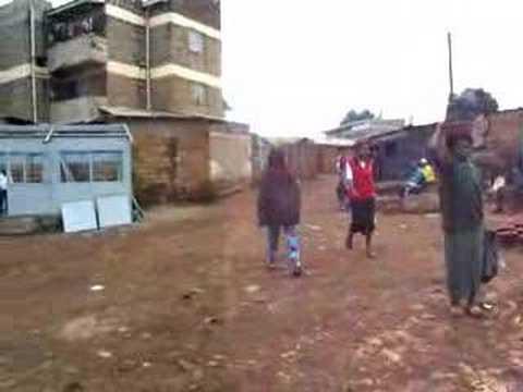 Africa Kibera 360 View Video