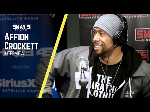 Affion Crockett Talks Top 5 Rappers and Does Hilarious Jay-Z ...
