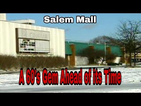 Abandoned Locations: Salem Mall(Dayton, Ohio)