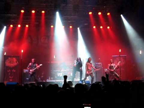 Varg, Live at Winter Masters of Rock 2010