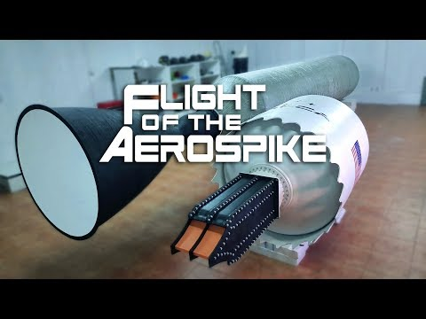 Flight of the Aerospike: Episode 27 - Two Engines Same Test Stand, New Propellant