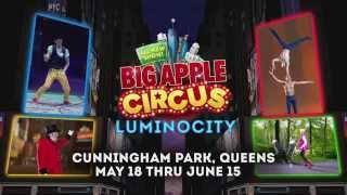 Gambar cover Big Apple Circus in Queens