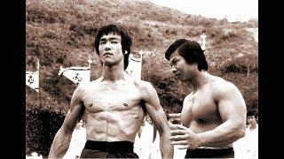 Брюс Ли - редкие рабочие кадры съемок фильма Выход Дракона (Bruce Lee - Enter the Dragon)
