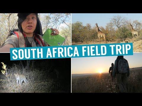 South Africa Field Trip | Jia Wei