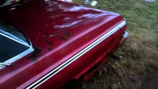1965 Plymouth Fury - it's alive