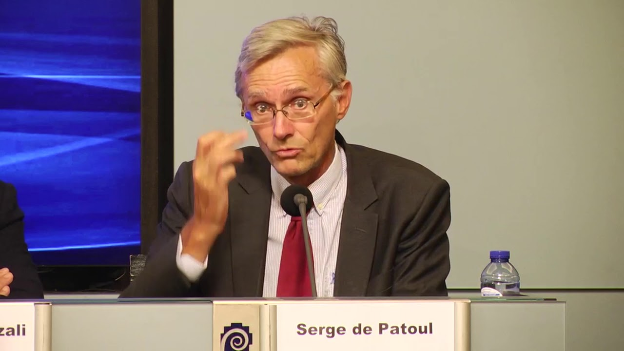 Speech by Serge de Patoul at Press Conference on Iran's Failed