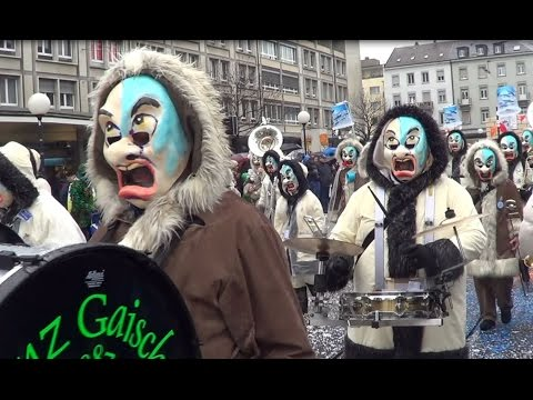Basler Fasnacht 2015, Montag
