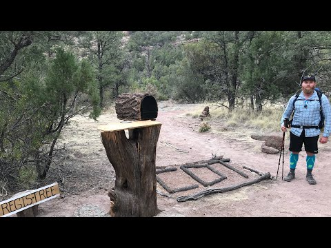CDT 2018 Thru Hike ep. 3 Silver City, NM to Doc Campbell's