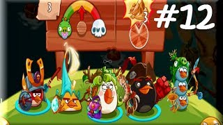 Angry Birds epic - All Characters Unlocked - Gameplay Walkthrough part 12