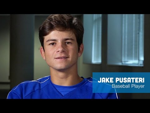 Jake Pusateri - Sports Medicine