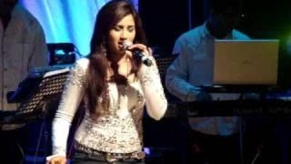 Shreya Ghosal LIVE in London--