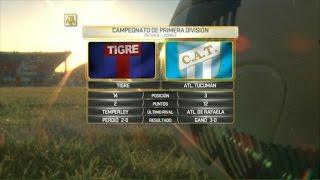 Tigre vs Atletico Tucuman full match