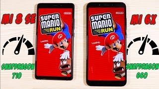 Xiaomi Mi 8 SE vs Mi 6X Speed Test!