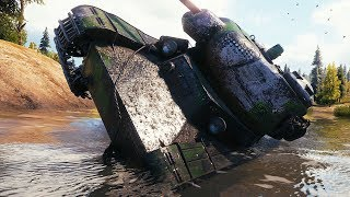 T-50-2 - 14 KILLS - World of Tanks Gameplay