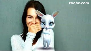 Zoobe Зайка Как знакомая спёрла платье...