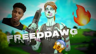 Fortnite Battle Royale NBA YoungBoy montage (FreeDDawg)🔥💯 *MUST WATCH*