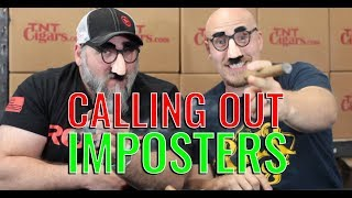 Video Tim & Bradley call out the IMPOSTERS (f. Imposter Cigars) download MP3, 3GP, MP4, WEBM, AVI, FLV Oktober 2017