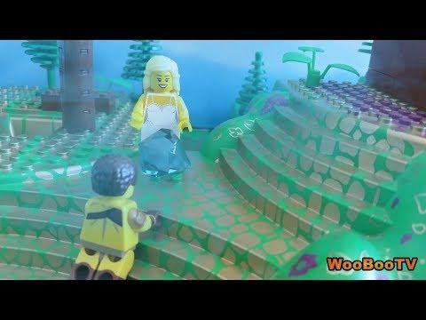 LASTENOHJELMIA SUOMEKSI - Lego city - Delfoin oraakkeli - osa 2