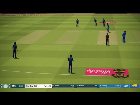 IND Vs SL LIVE CRICKET || 3rd T20 CRICKET 19 GAMEPLAY || INDIA Vs SRI LANKA || LIVE CRICKET 19