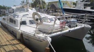 Used 36 Catamaran For Sale Key Largo