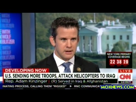"""That Brings A LOT Of People's Fear Of Vietnam!"" Obama Sending MORE U.S. Troops To Iraq!"
