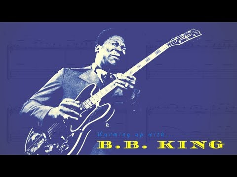 Warming up with... B.B. King (Blues Licks)