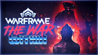 First time playing THE WAR WITHIN in Warframe Part 1/3