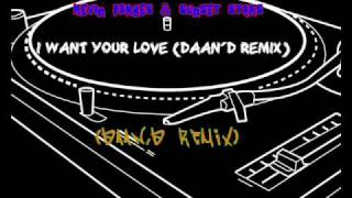 Kevin Forbes & Sunset Stars - I Want Your Love (Daan