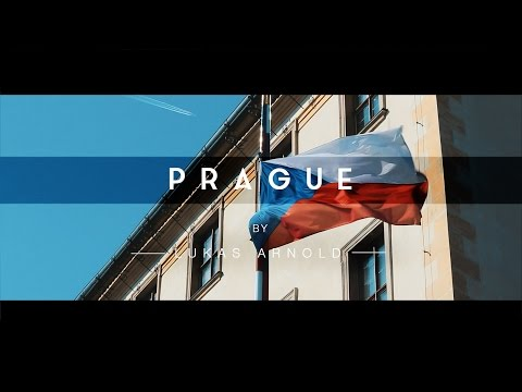 PRAGUE | Canon EOS 750D | Cinematic Film by Lukas Arnold