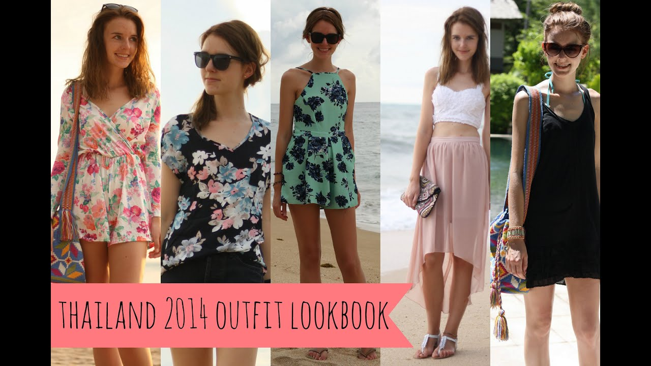 Summer Holiday Clothes For Women