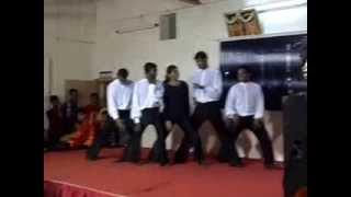 Simple Jazz  Dance  (Punnagai Mannan Theme). 3gp
