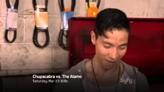 Chupacabra vs  The Alamo Official Trailer Bande Annonce 2013 HD