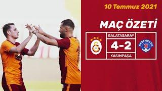 Özet | Galatasaray 4-2 Kasımpaşa | Hazırlık maçı