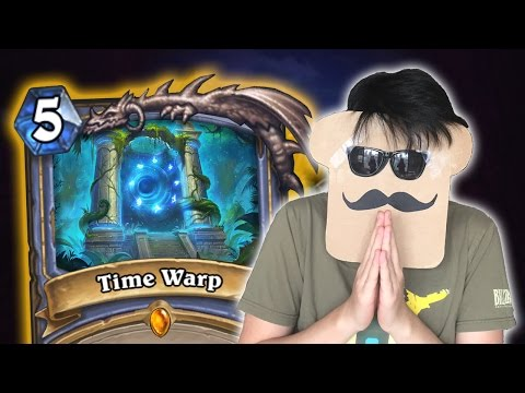 [Hearthstone] 6 AWESOME Combos from Journey to Un'Goro (Time Warp, Galvadon, and more!)