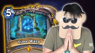 One of Disguised Toast's most viewed videos: [Hearthstone] 6 AWESOME Combos from Journey to Un'Goro (Time Warp, Galvadon, and more!)