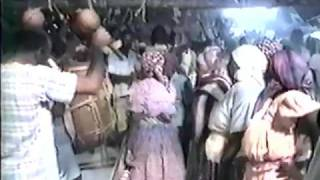 Language, dance and music of the Garifuna