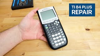 Fixing a Texas Instrขments TI 84 Plus Calculator that won't turn on