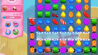 Candy Crush Saga   level 579 no boosters