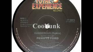 Pennye Ford - Dangerous (12 Electro Disco-Funk Remix 1984)