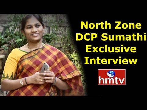 Inspirational Woman North Zone DCP Sumathi Exclusive Interview | Vijetha | Awani | HMTV