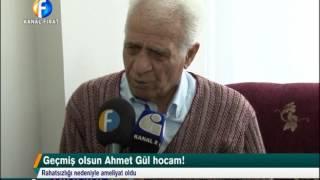 Kanal Fırat Spor Geçmiş Olsun Ahmet Gül Hocam