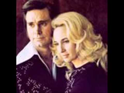 george jones & tammy wynette we're gonna hold on