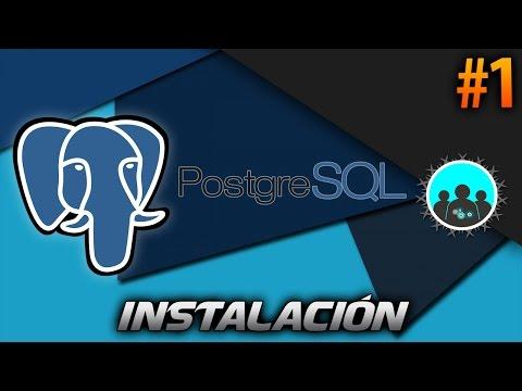How to install PostgreSQL on windows - Solving some issues | PostgreSQL #1