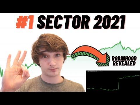 This Stock Market Sector Will Explode in 2021 (Robinhood Position Revealed)