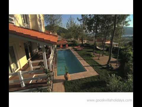 Gocek Villa Holidays - Gocek Hills