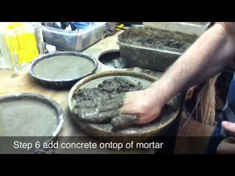How To Make A Garden Stone